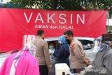 Sebanyak 21,9 juta lebih warga Indonesia selesai jalani vaksinasi COVID-19