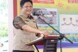 Bupati OKU Timur resmikan Desa Muncak Kabau sebagai Desa Bersih Narkoba