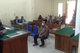 Tersangka penipuan Rp17 miliar jalani sidang di PN Tanjungkarang