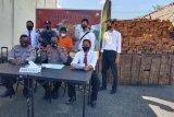 Polisi tetapkan satu tersangka kasus pembalakan liar di Mukomuko