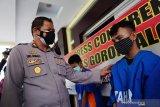 Penganiaya wartawan di Gorontalo ditangkap