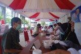 RSUD Mataram menyiagakan puluhan petugas sukseskan vaksinasi massal