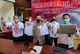 Pemalsu surat  keterangan tes antigen COVID-19 ditangkap polisi