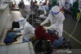 PERKI: Keterisian rumah sakit di Jawa dan Jakarta  capai 90 persen