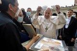 Paus Fransiskus dalam kondisi baik usai jalani operasi usus