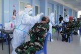 Lanudsri laksanakan tes antigen seluruh prajurit awali  giat Serbuan Vaksinasi
