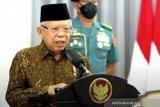 Wapres Ma'ruf Amin sampaikan empat arahan untuk BNN perangi narkoba
