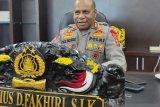 Kapolda Papua: Pendukung paslon Erdi-Jhon melakukan pembakaran di Yalimo