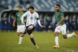 Messi bantu Argentina hancurkan Bolivia 4-1