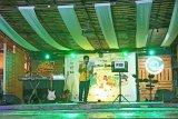 DSLNG dukung Festival Sastra Banggai tingkatkan literasi kaum muda