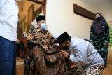 Menag sowan ke para kiai seraya sosialisasi SE Idul Adha