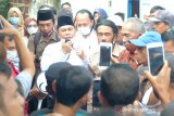 Mantan Gubernur Bengkulu Agusrin lunasi kredit mobil dinas setelah 11 tahun menunggak