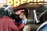 Penerima vaksin lengkap penduduk Indonesia mencapai 14,267 juta jiwa