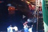 KMP Yunicee tenggelam diduga terseret arus dan gelombang tinggi empat meter