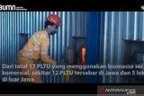 PLN Suluttenggo melakukan ujicoba cofiring biomasa