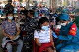 Lantamal VII Kupang targetkan 1.000 orang divaksinasi COVID