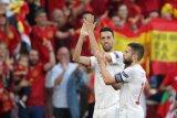 Jadi 'Star of the Match', Busquets mengaku puas pada hasil laga