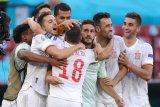 Taklukkan Kroasia 5-3, Spanyol ke perempat final Euro 2020