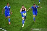 Dovbyk tidak mau dianggap pahlawan kemenangan Ukraina