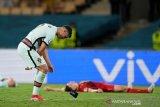 Ronaldo masih memimpin Top skor Euro 2020 tapi tak bisa menambah