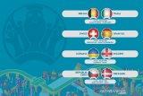 Perempat final Euro 2020 : Belgia dan Italia bertemu bak final prematur