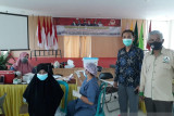 IAIN Palu  gandeng Polda Sulteng vaksinasi COVID-19 untuk mahasiswa