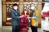 Pertamina koordinasi dengan Pemkab Lampung Barat percepat perluasan energi