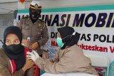 Polda Lampung ajak masyarakat ikut vaksinasi COVID-19 massal