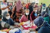 Pasokan vaksin COVID-19 kalah cepat dibanding antusiasme masyarakat Kotim