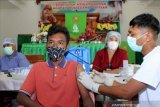 Polres Kupang gandeng gereja laksanakan vaksinasi COVID-19