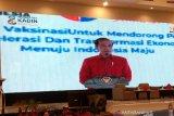 Presiden Jokowi buka Munas Kadin ke VIII di Kendari