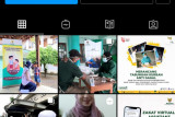 Akun Instagram BAZNAS diretas, polisi diminta usut pelakunya