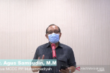 Muhammadiyah ajak beri bantuan warga terdampak pandemi
