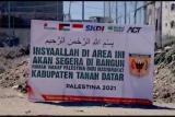 Rumah wakaf bantuan masyarakat Tanah Datar segera dibangun di Palestina (Video)