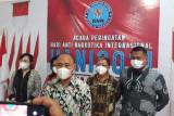 BNNP : 29 desa dan kelurahan Sulut rawan narkoba