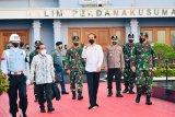 Presiden Joko Widodo lakukan kunjungan kerja ke Sulawesi Tenggara