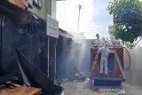 Sebagian pedagang terpapar COVID-19, Pasar Simo Boyolali ditutup tujuh hari