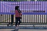 Wisata Candi Borobudur ditutup sementara