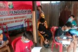 Pelajar di Bandarlampung manfaatkan wifi gratis Polri untuk belajar daring