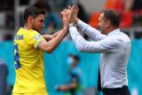 Euro 2020 - Ukraina di antara balutan nasionalisme dan polesan Andriy Shevchenko