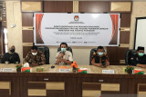 KPU Padang Pariaman-Dinsos P3A laksanakan MoU dalam pendidikan pemilih dan sosialisasi