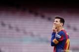 Perpanjangan kontrak Messi terkendala aturan finansial La Liga