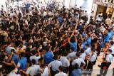 Pejabat China di Hong Kong anggap sanksi AS punya