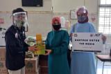 ACT Purwokerto salurkan bantuan untuk tenaga medis