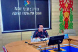 Kalteng kembali alami inflasi 0,25 persen selama Juni 2021