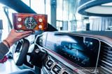 Museum Mercedes-Benz Inside 32/2021 pamerkan radio pada mobil lawas