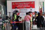 Pengelola Bandara Samrat memperketat tamu masuk Sulawesi Utara