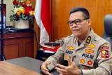 Polri Gelar Upacara Korps Raport Tujuh Jenderal