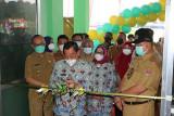 Bupati Mesuji resmikan gedung baru Puskesmas Wiralaga