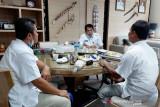 Gubernur Kaltara Berharap Bulog Menyerap Beras Hasil Petani Lokal